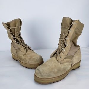 Vibram Men's US Army Hot Weather Combat Boots